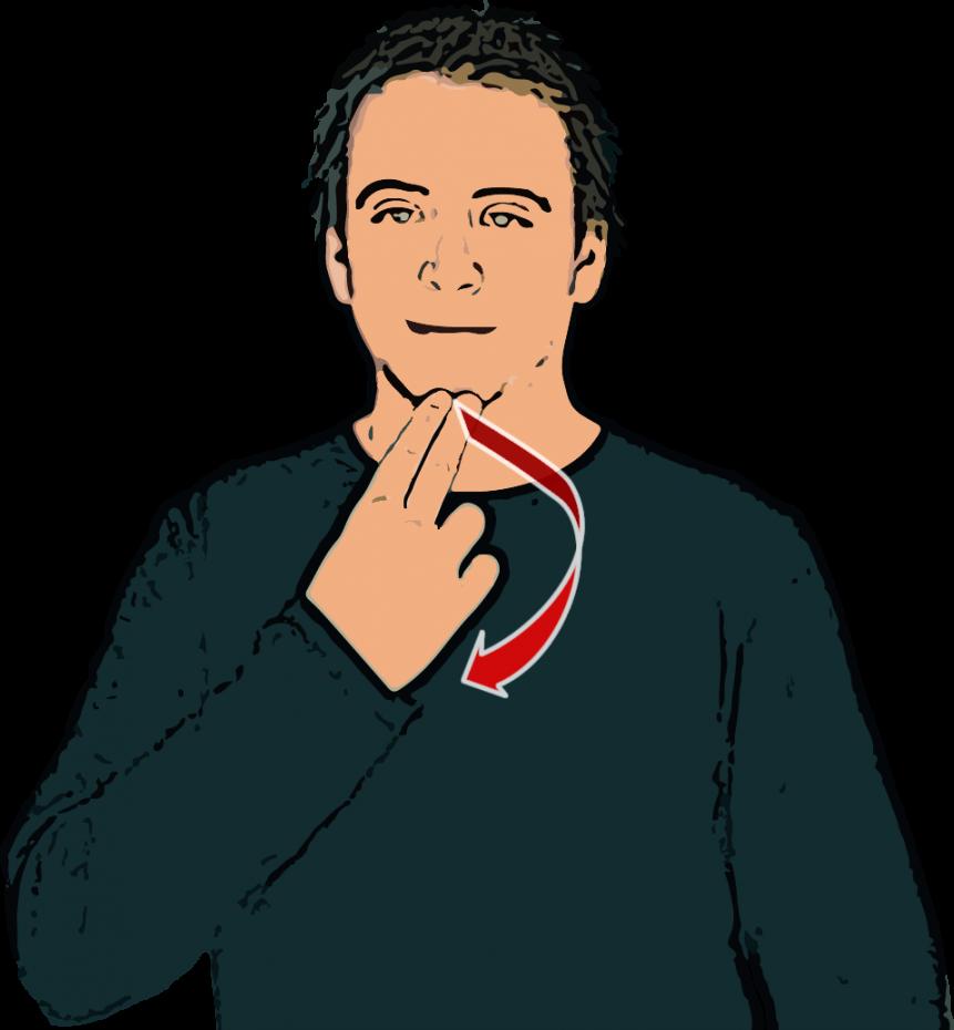 Afternoon - British Sign Language (BSL)