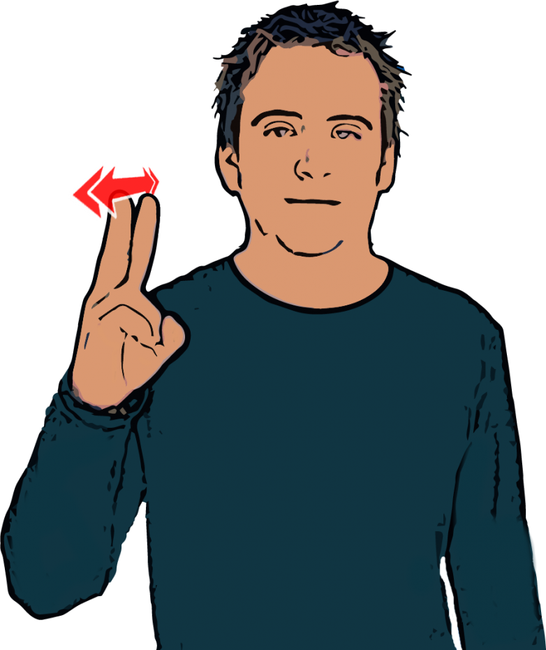 Again - British Sign Language (BSL)