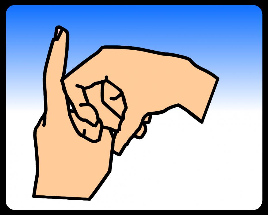 K - British Sign Language (BSL) ...