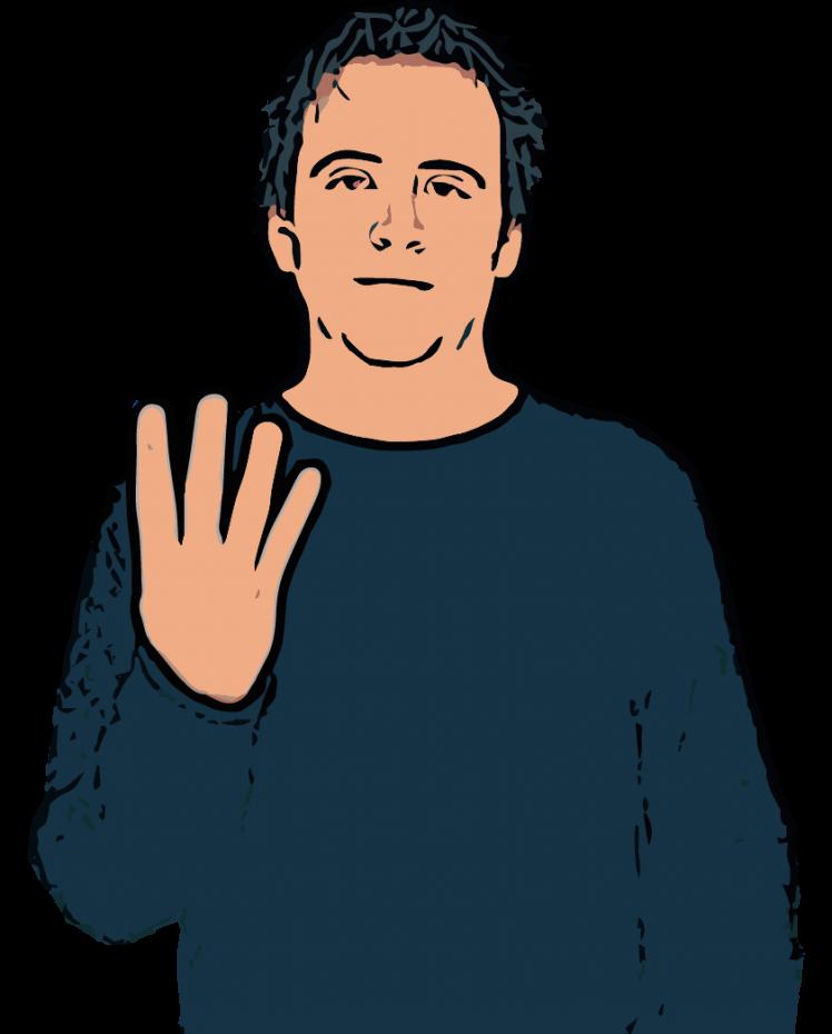Resultado de imagem para four fingers