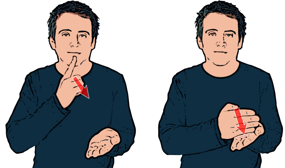 Learn sign language asl dictionary