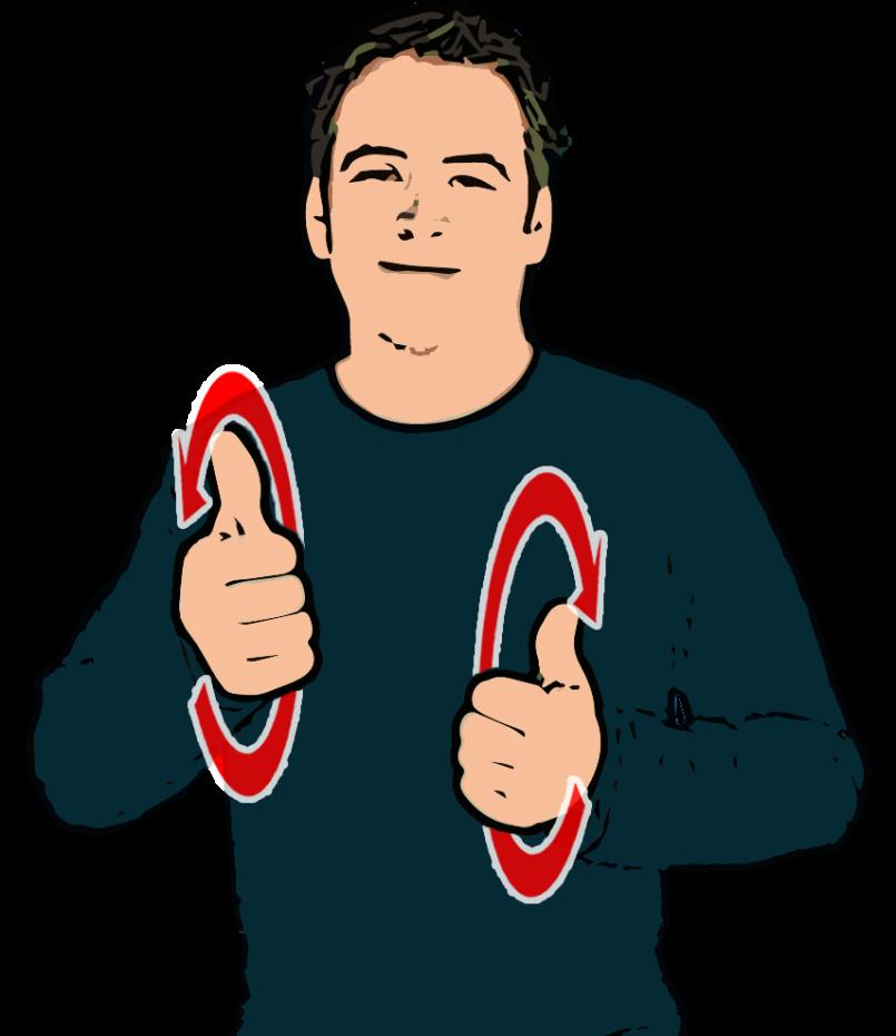 british sign language dictionary congratulations