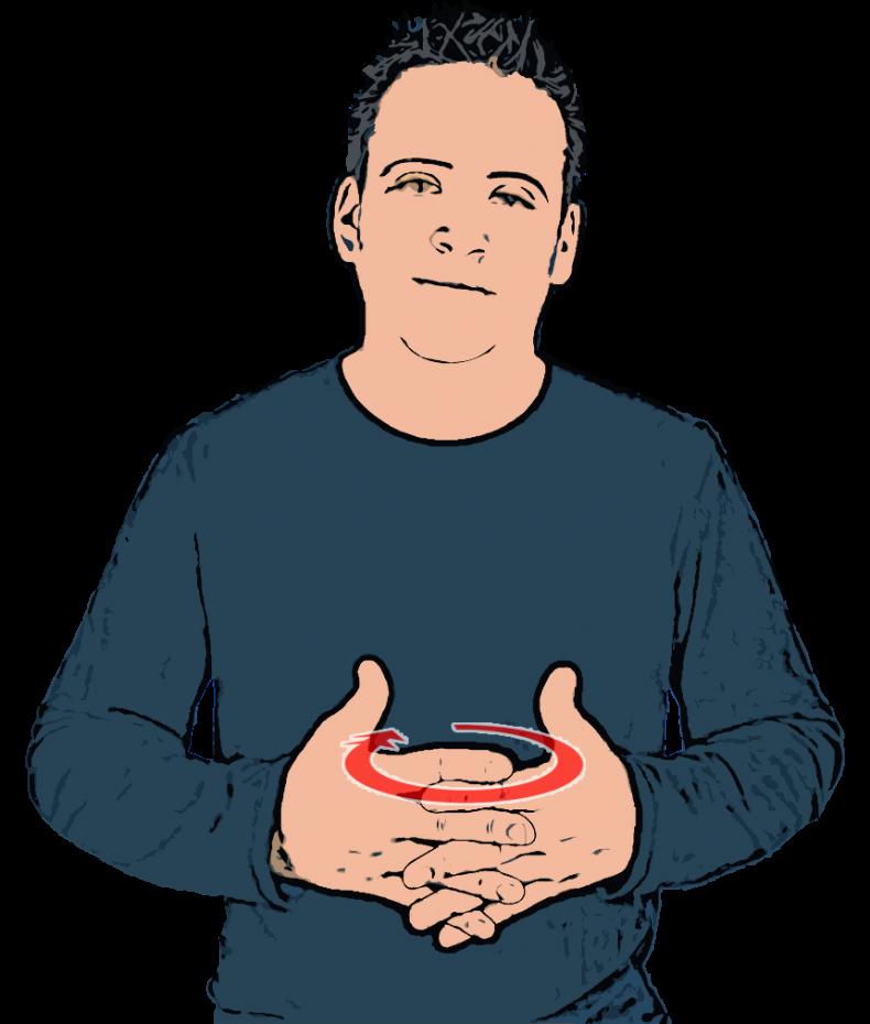 America - British Sign Language (BSL)