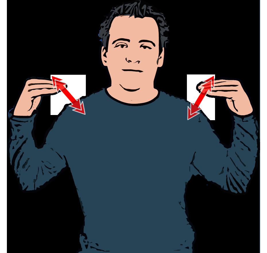 British Sign Language Dictionary Workout