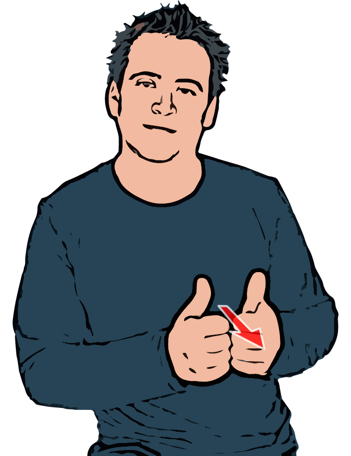 how to make a sign language