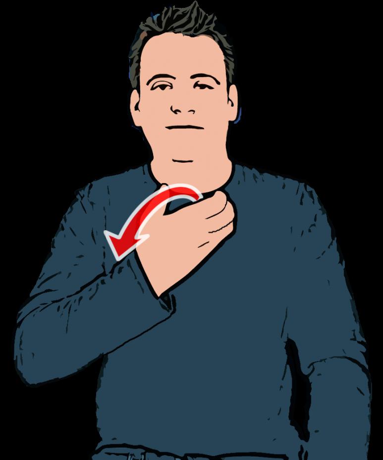 Apple - British Sign Language (BSL)