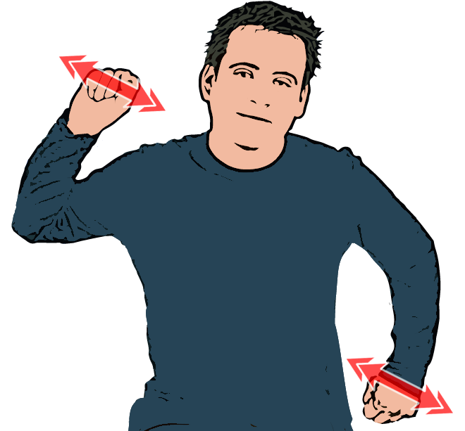Sign Language For Bathroom: British Sign Language Dictionary