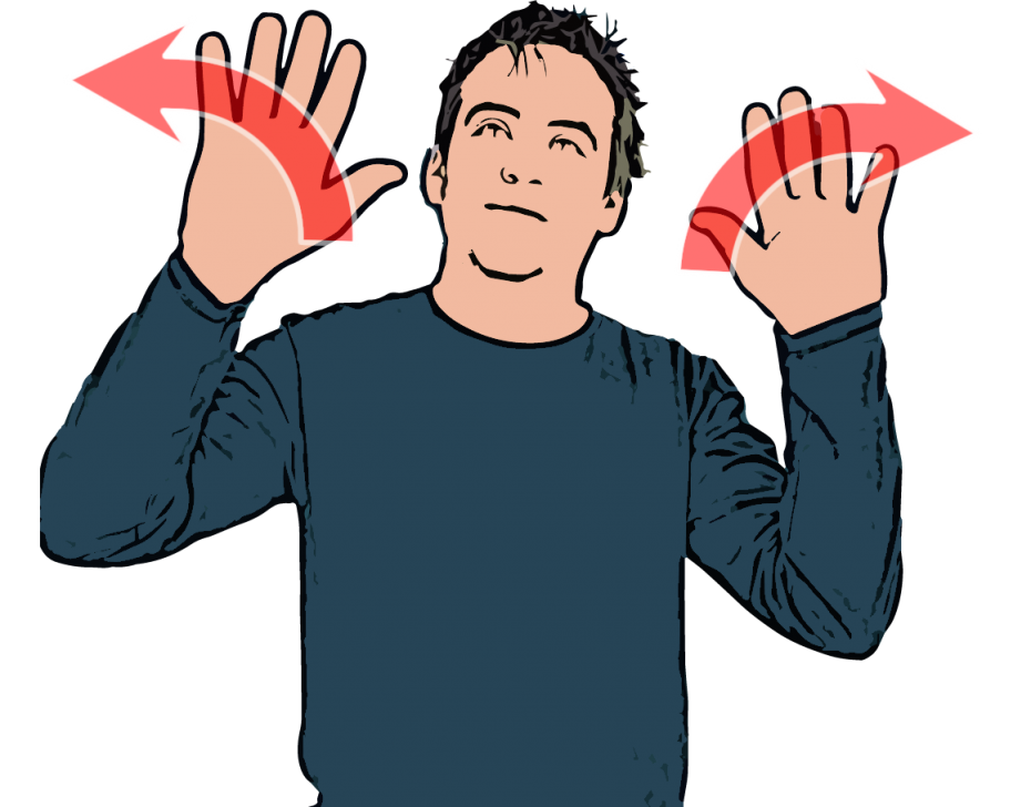 British Sign Language Dictionary Space