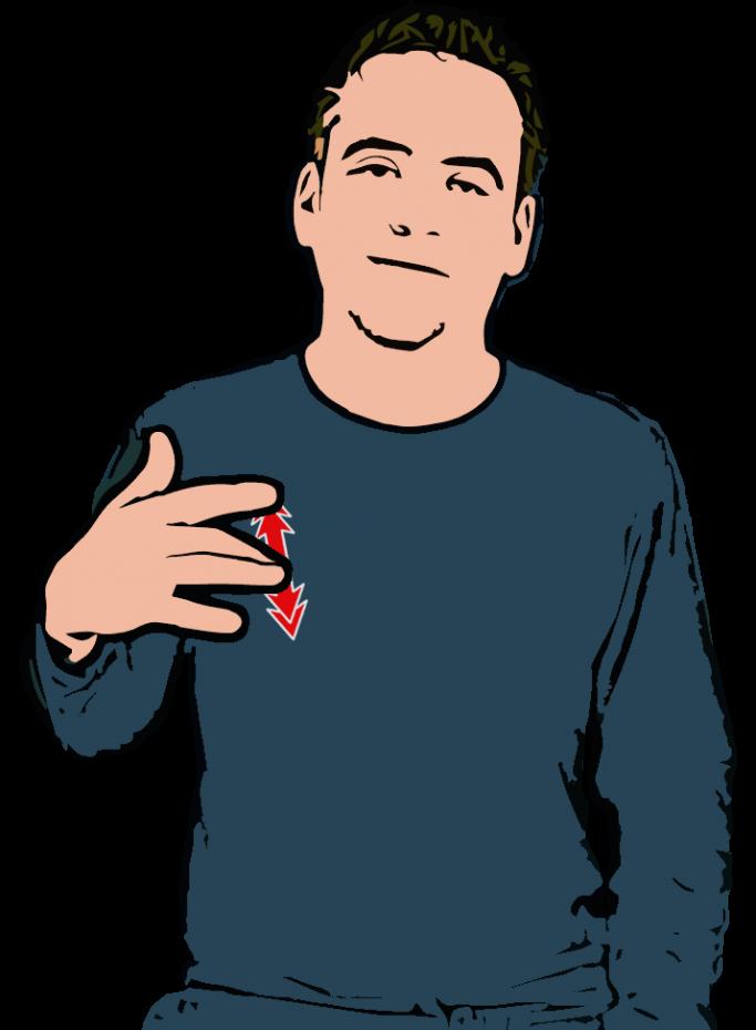 Address - British Sign Language (BSL)