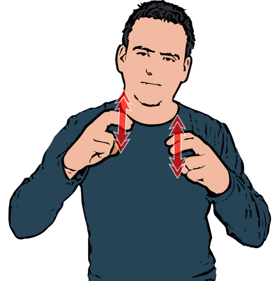 Argue - British Sign Language (BSL)