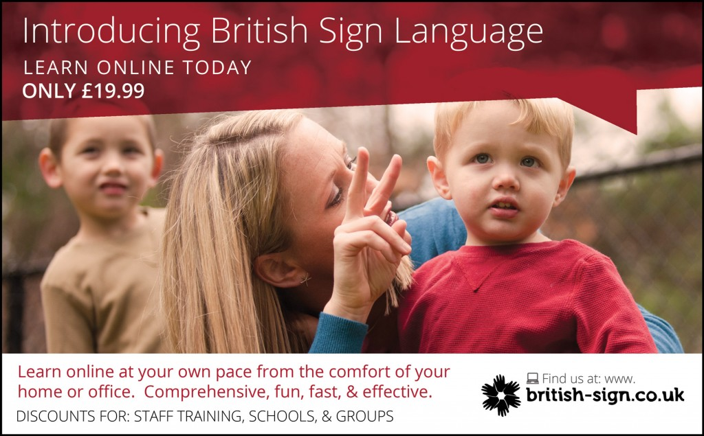 Learn British Sign Language Online Course